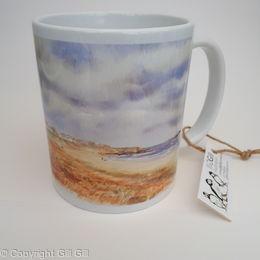 Whitburn Beach Mug