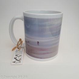 Winter Light Seaburn Mug