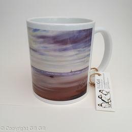 Early Walk Seaburn Mug