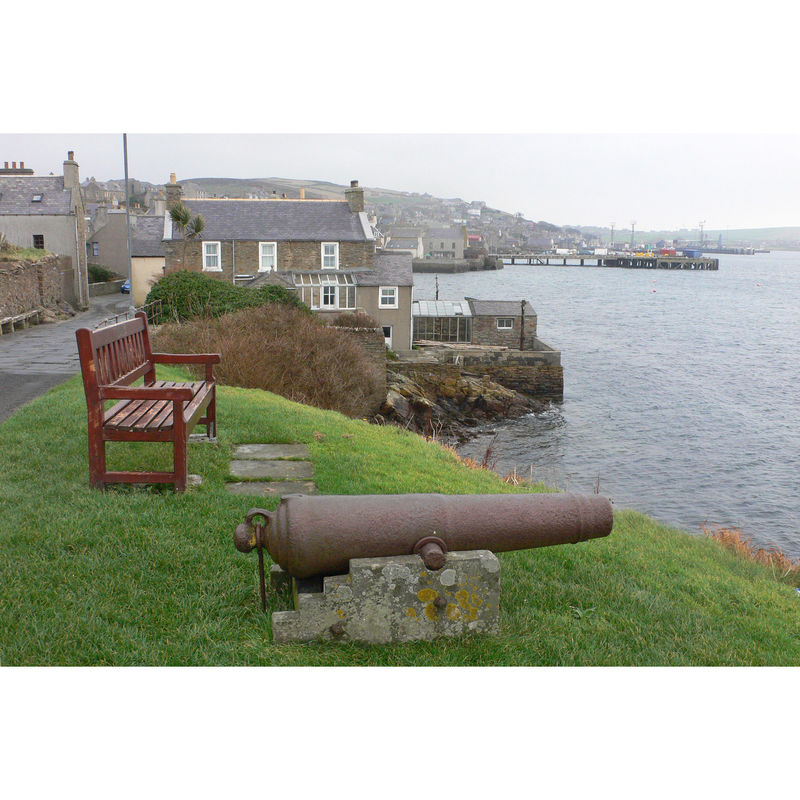 The Cannon, Stromness