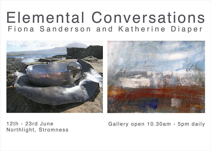 Elemental Conversations poster