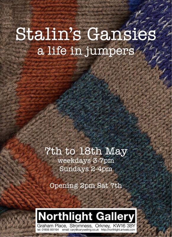 Stalin's Gansies poster