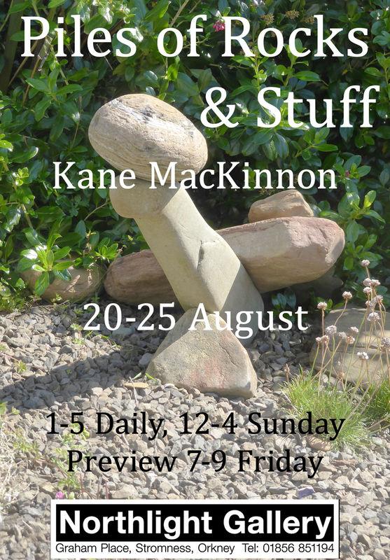 Kane MacKinnon poster