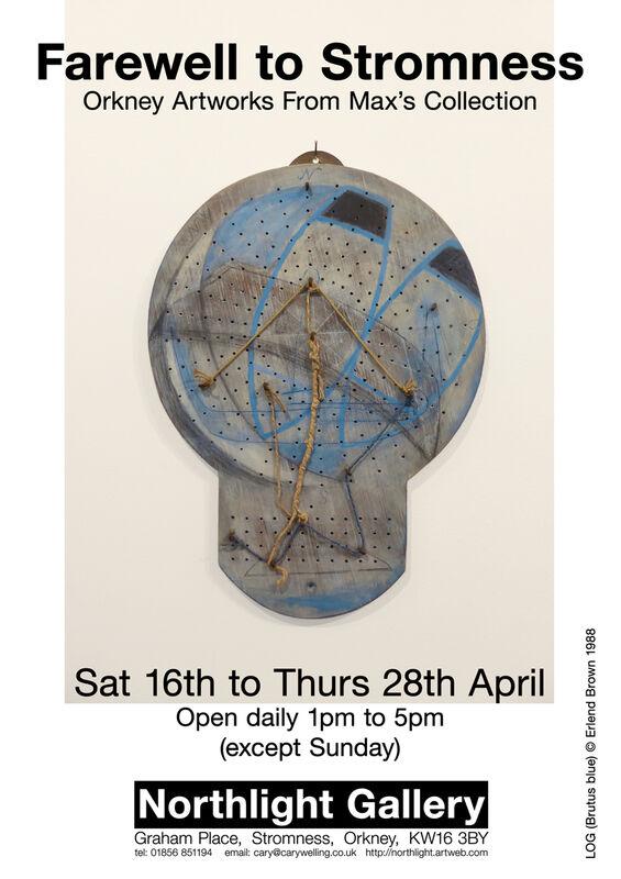 Orkney Artworks poster