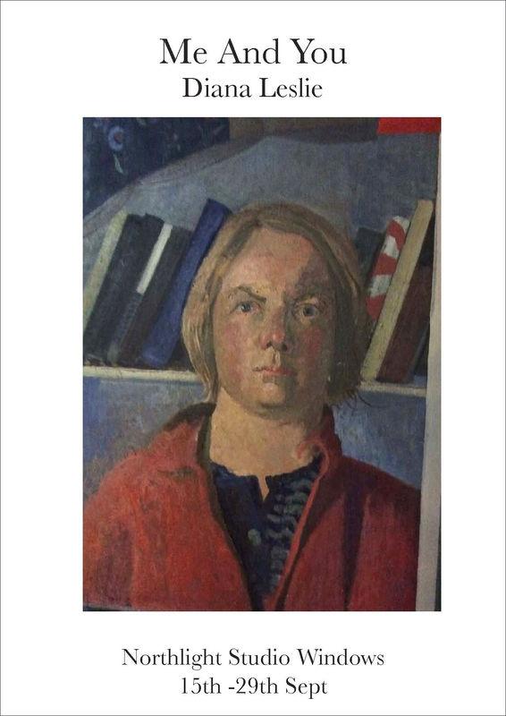 Diana Leslie poster