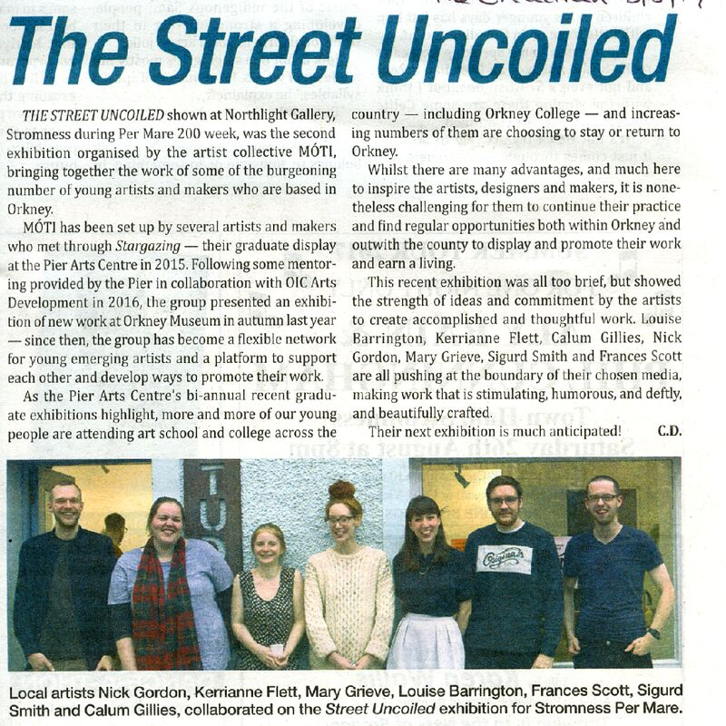 The Street Uncoiled review