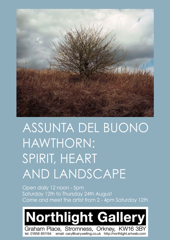 Hawthorn: Spirit, Heart and Landscape poster