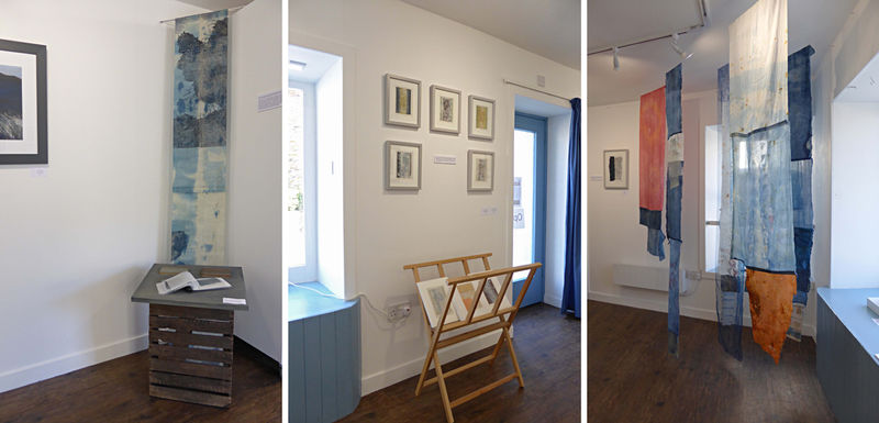 Barbara Rowell Exhibition views