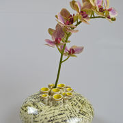 Round Pod Vase with full script