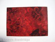 Dahlia 2 red