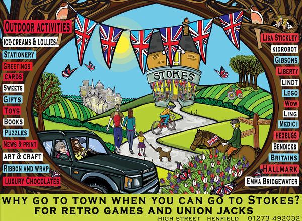 BN5 Jubilee Stokes advert May/June