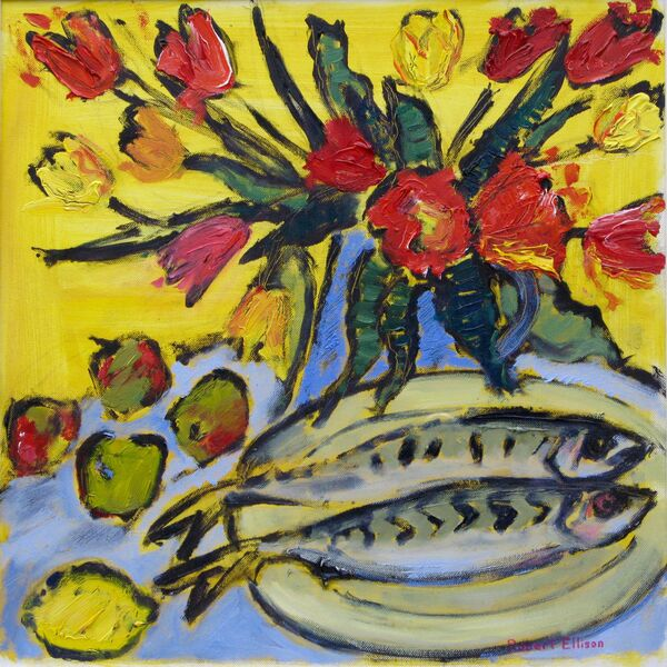 Mackerel with Tulips