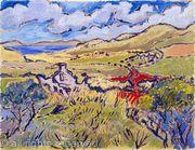 Pollaguil Valley Horn Head