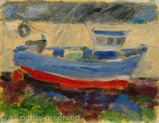 Fishing Boat Burtonport
