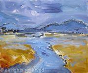 North Donegal Landscape from Boardwalk near Downings
