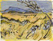 Largatreany Landscape Horn Head