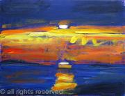 Vernal Equinox Sunset (Horn Head)