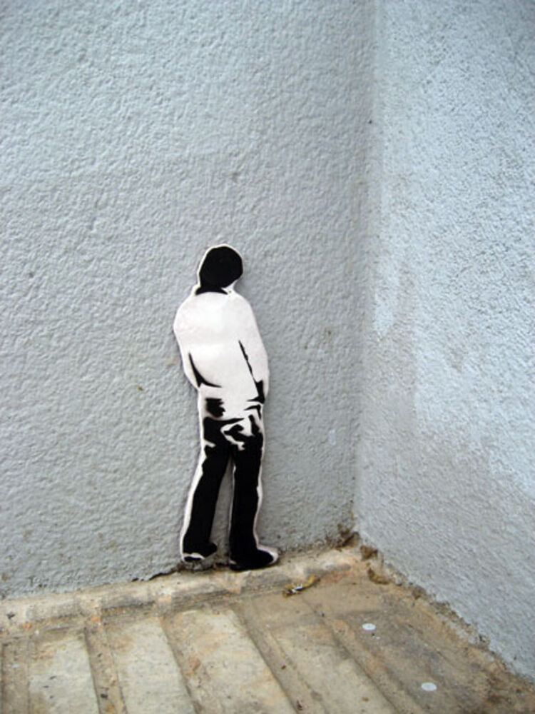 Oh man, that´s what I call street art!
