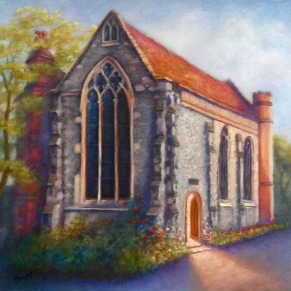 Lovekin Chapel