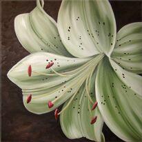 Choc Mint Lily