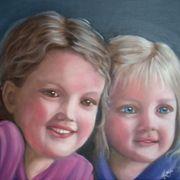 Portrait Commission (Sisters)