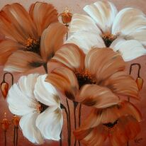 Chocolate Orange Poppies