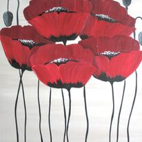 Poppies on Parade SALE
