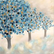 Blue Berry Trees
