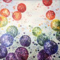 Rainbow allium sparkle