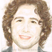 portrait of  singer Josh Groban