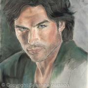 Ian Vampire Damon mystical