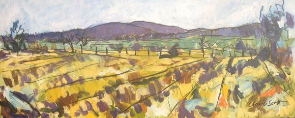 Earls Hill from Horsebridge SOLD