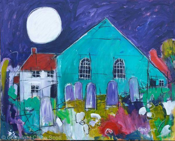 Lordshill Moon