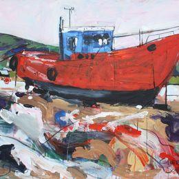 Boat at Barmouth SOLD