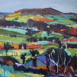 Corndon And The Bog - sold