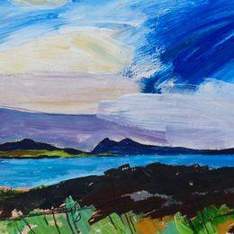 Llyn Peninsula From Rhosneigr
