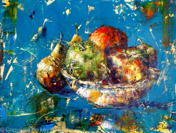 APPLES,PEARS and an ORANGE