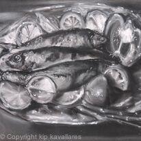 Sardines B/W