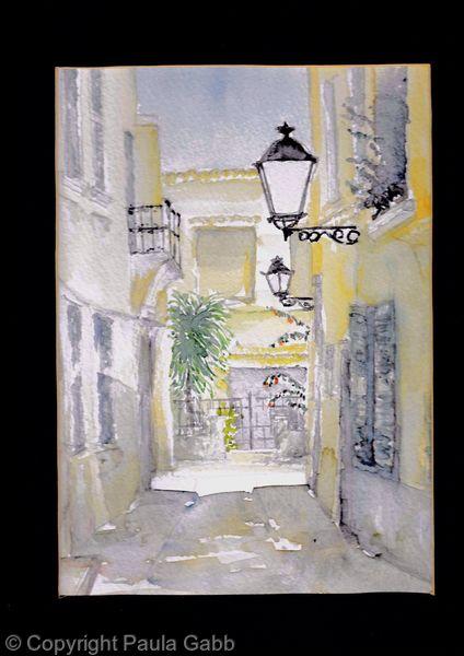Old garden street