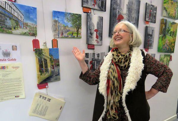Contrasts Exhibition at Moseley Exchange Nov - Dec 2016