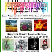 Summer Exhibition by Core Collective 28 Jun to 11 July 2017