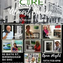 Almost Spring Fine Art Exhibition presented by Core Collective