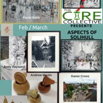 Aspects of Solihull Fine Art Exhibition by Core Collective