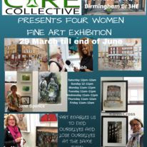 Four Women Fine Art Exhibition presented by Core Collective