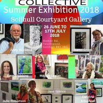 Summer 2018 Exhibition by Core Collective