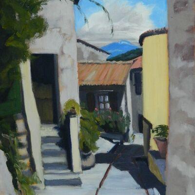 Village Street, Auribeau Sur Siagne