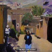 Desert Village, Morocco