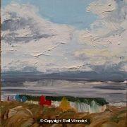 Beach Huts no. 1, Southwold