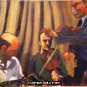 Trio: Iain, Duncan and Tearlach