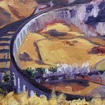 Glenfinnan Viaduct 5, Early Autumn